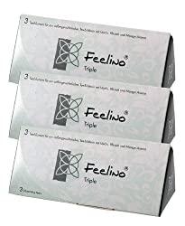 3 Aufblühtee-Boxen mit Weißtee-Teeblumen | Litschi, Mango- und Pfirsich-Aroma